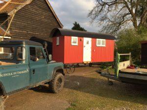 Shepherd Hut (2)